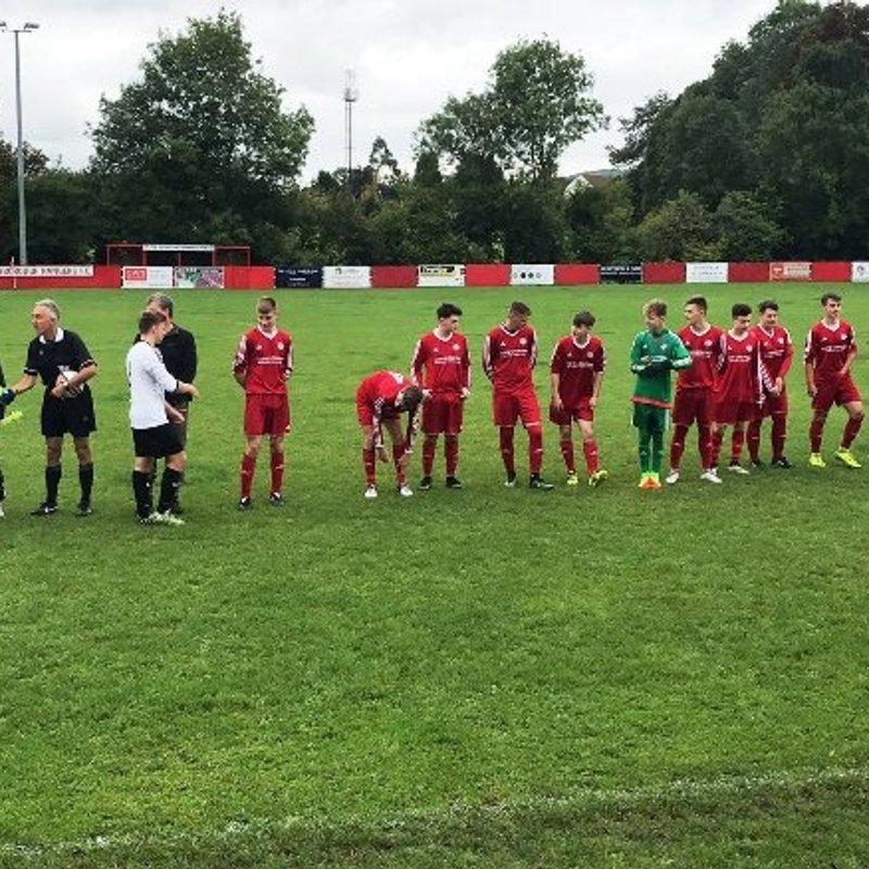 Risborough Rangers FC vs. Pitstone & Ivinghoe Junior