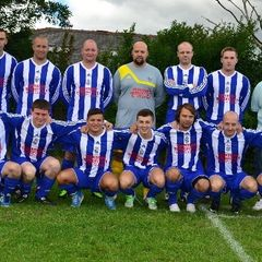 Beeston OB Reserves Squad 2013/14