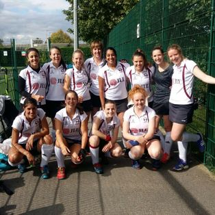 Wapping Ladies 4s vs Witham Ladies 1s - 23rd September 2017