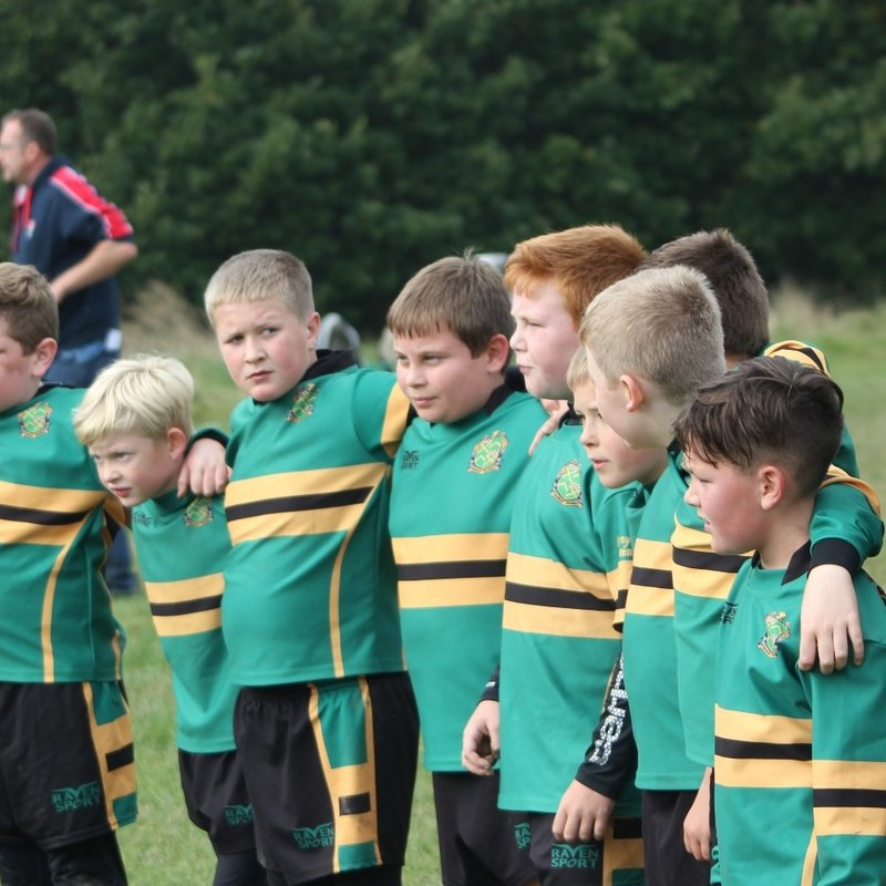 U11's lose to Old Brods