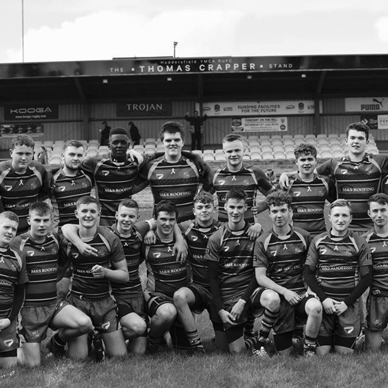 Senior Colts lose to Sheffield Tigers RUFC 12 - 48
