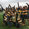 Barnes Under 9's at the Middlesex festival