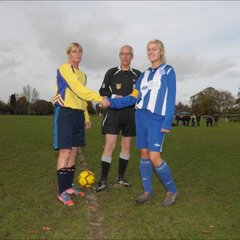Ladies v Darlington