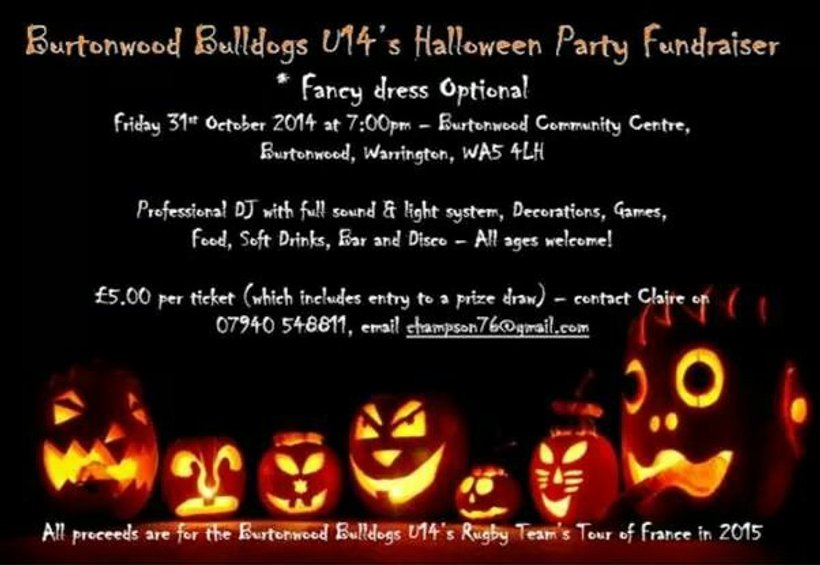 halloween party at the community centre friday 31st october - Why Is Halloween On The 31st Of October