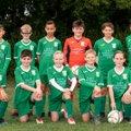 U12 Juniors lose to Hughenden Valley