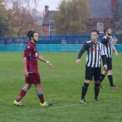 Radford v Shepshed Dynamo 12/11/16
