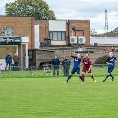 Cotgrave v Radford Notts senior cup