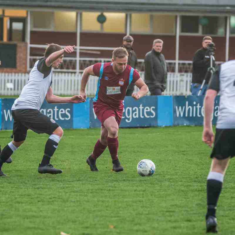 Heanor Town vs Radford 6/10/18