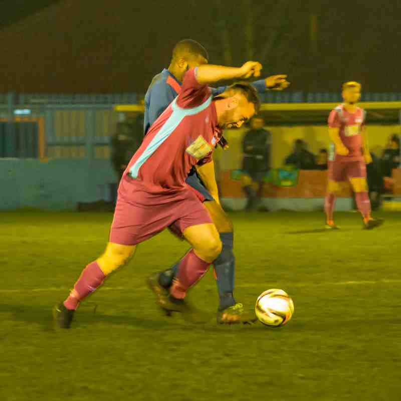 Radford vs Rainworth MW 24/11/18