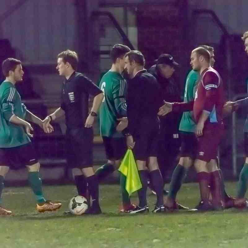Belper United vs Radford 12/2/19