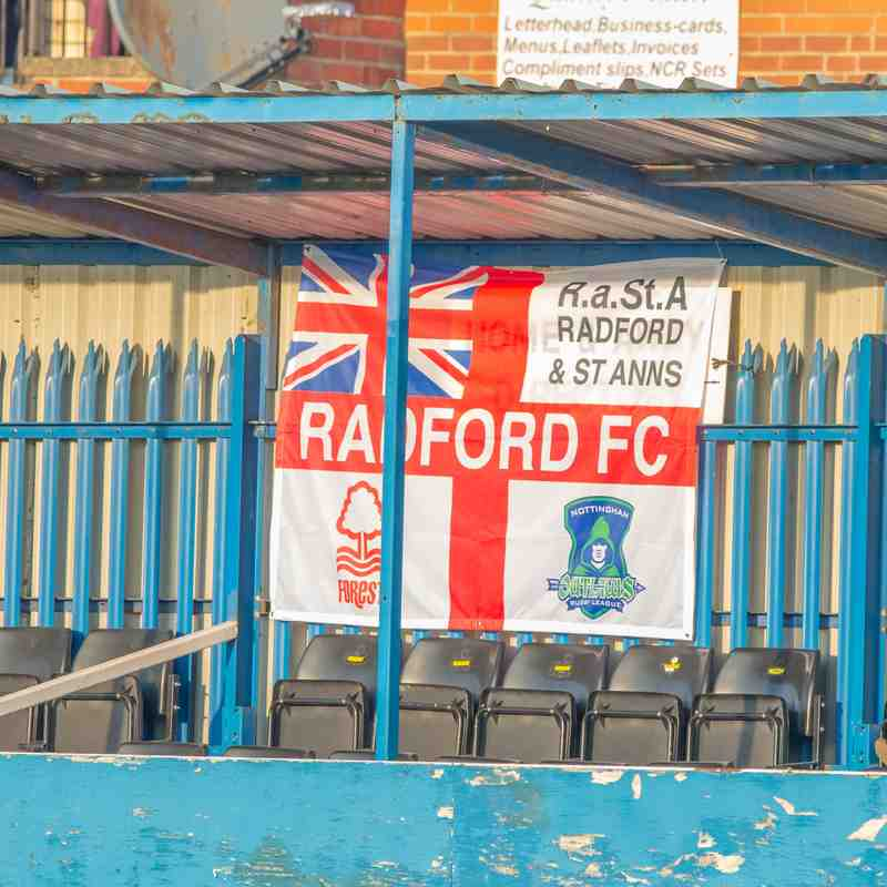 Radford vs West Bridgford 23/2/2019