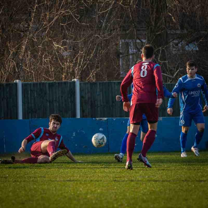 Radford vs West Bridgford 23/2/2019