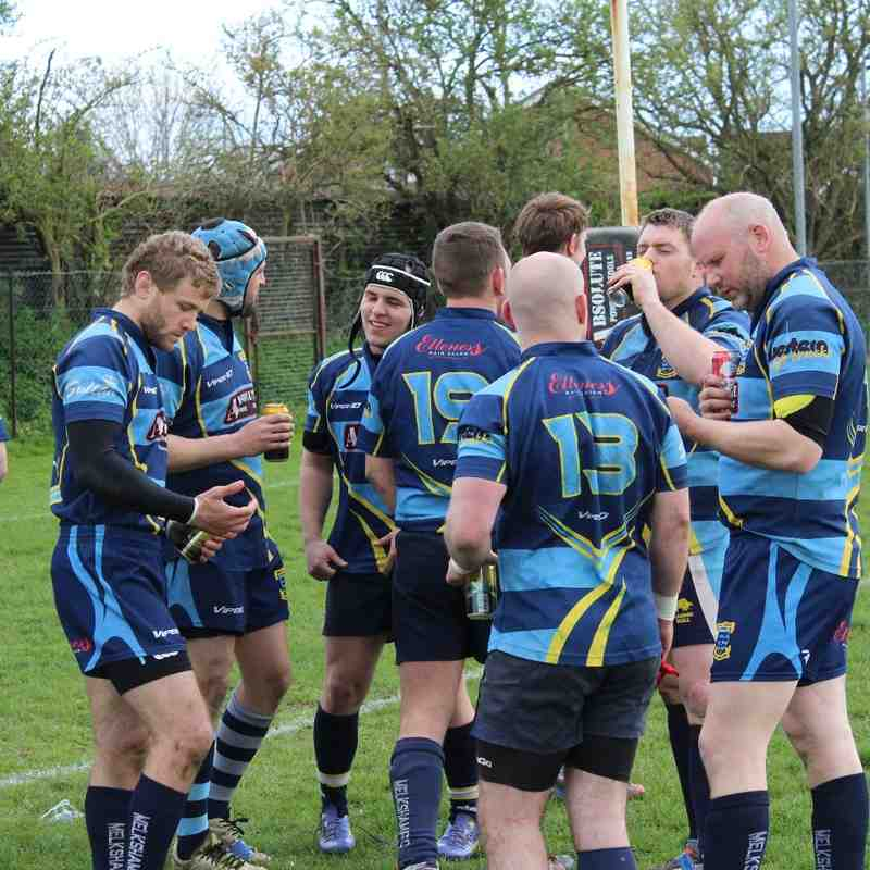 Last league games at the old Club