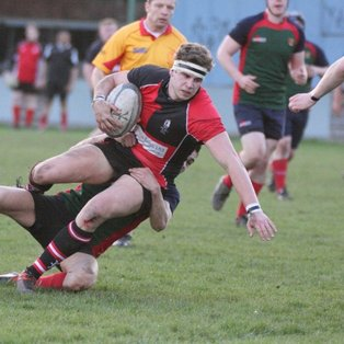 Colts squeeze out local rivals and make it to the FRT final.