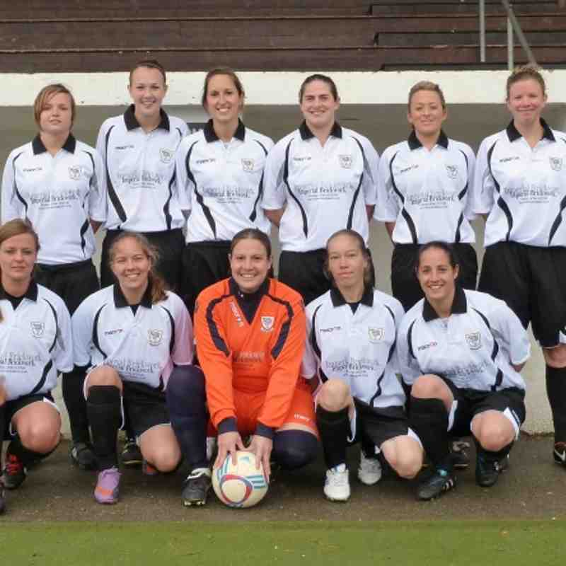 Bexhill United Ladies FC Images