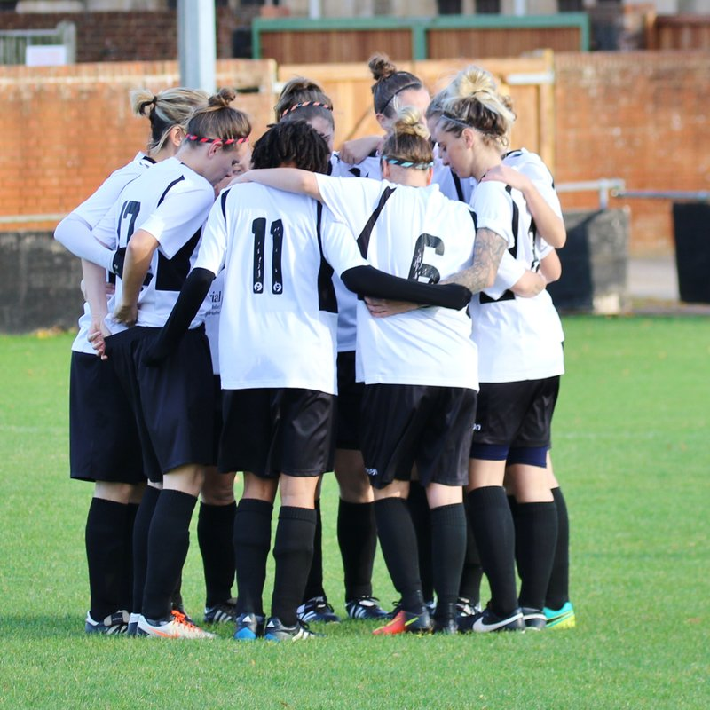 5th March 2017- First team secure 2-1 win against Eastbourne Ladies