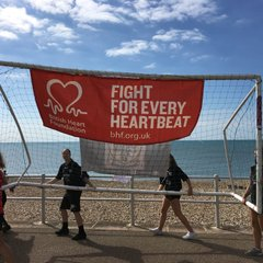 BHF Charity Event August 2016