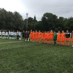 FA Cup vs Whyteleafe - 03/09/17