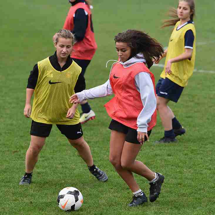 Turn up and play sessions for 11-15 year olds