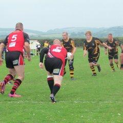 Buckfastleigh Ramblers v Paignton 2nds 13/9/14