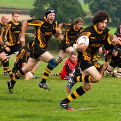 Official Match Photos by Jordanna Collings - Ramblers v Paignton 2nds 13/9/14