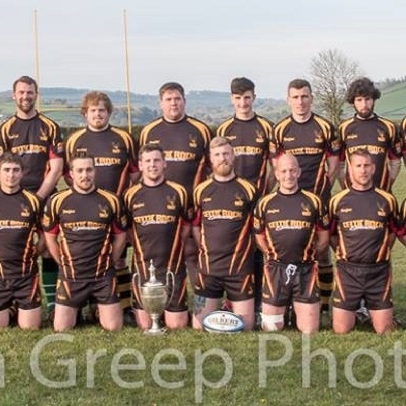 Buckfastleigh Ramblers lose to North Tawton 14 - 27