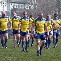 Veterans - Senghenydd v Penallta 27-Mar-11