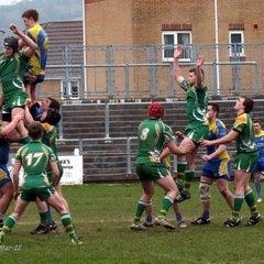 Youth (Golds) v Caerphilly 31-Mar-12