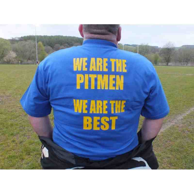 We Are The PITMEN T-Shirts (Child sizes)