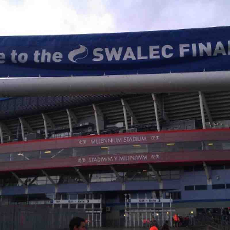 Swalec Plate Final Penallta v Nant Conwy 7-May-12