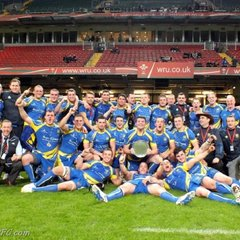 Swalec Plate Final - Celebrations - Penallta v Nant Conwy 7-May-12