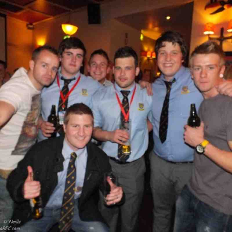 Swalec Plate Final - O'Neills - Penallta v Nant Conwy 7-May-12