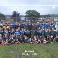 U16s/Youth v Navsfed 2-Oct-12