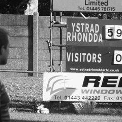 Ystrad Rhondda v Penallta 13-Oct-12