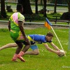 Penallta Storm U18s v Gower Gladiators