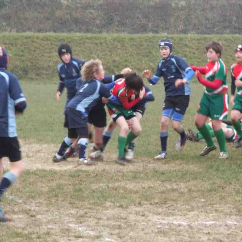 U12 Narberth vs Dunvant