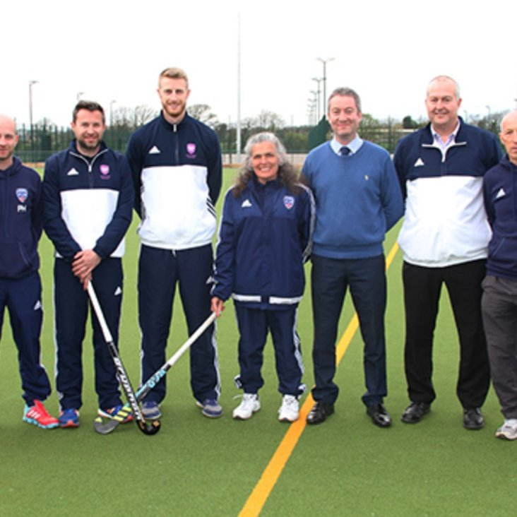 Talented young players from the area now train at Fylde Hockey Club!<