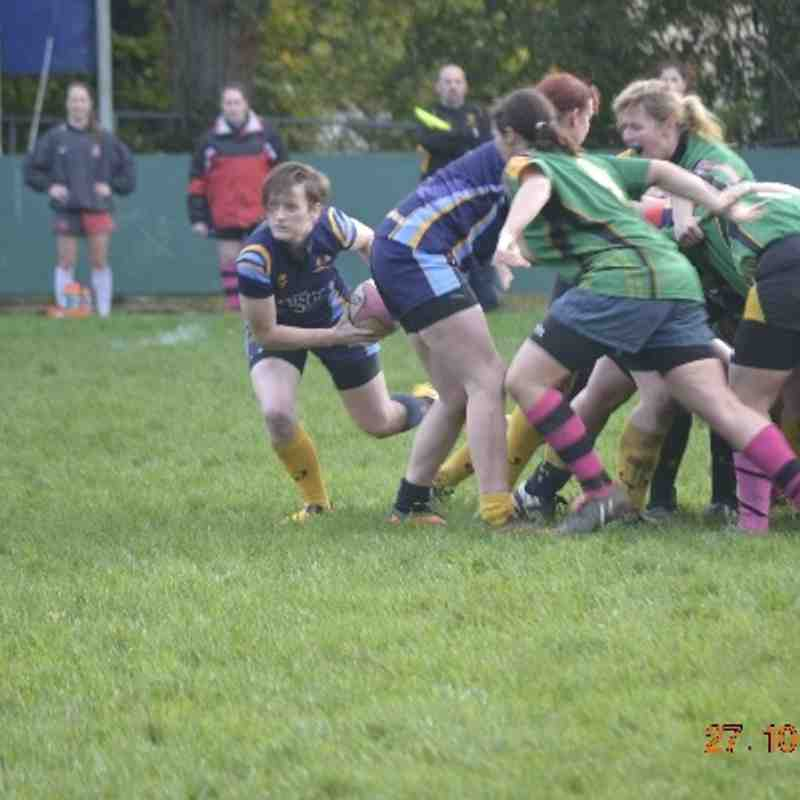 Teddington Ladies v Bracknell (A)
