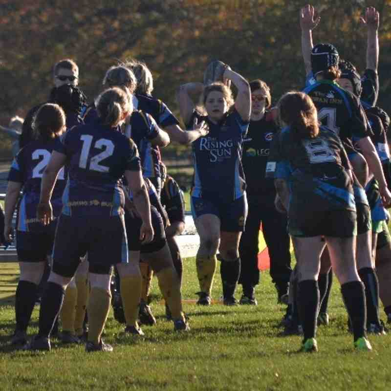 Teddington Ladies v Guernsey Cup Game