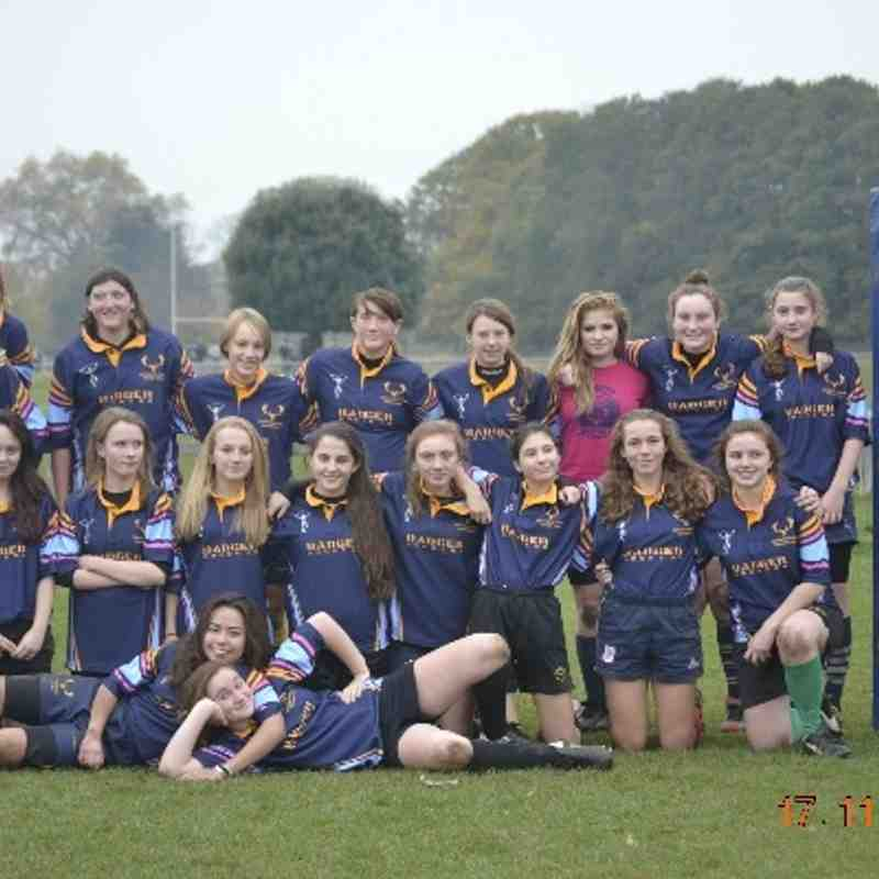 Teddington Junior Girls