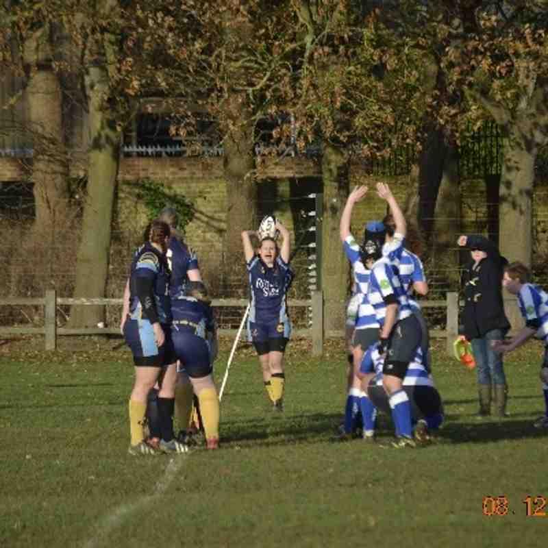 Teddington Ladies v Lewes (H)