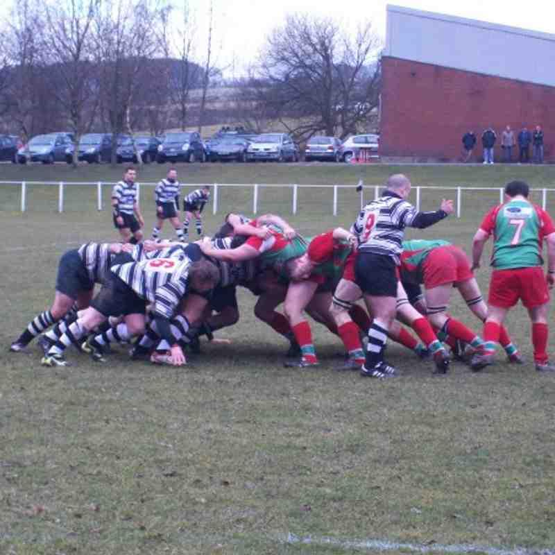 Wigan 1st v Warrington