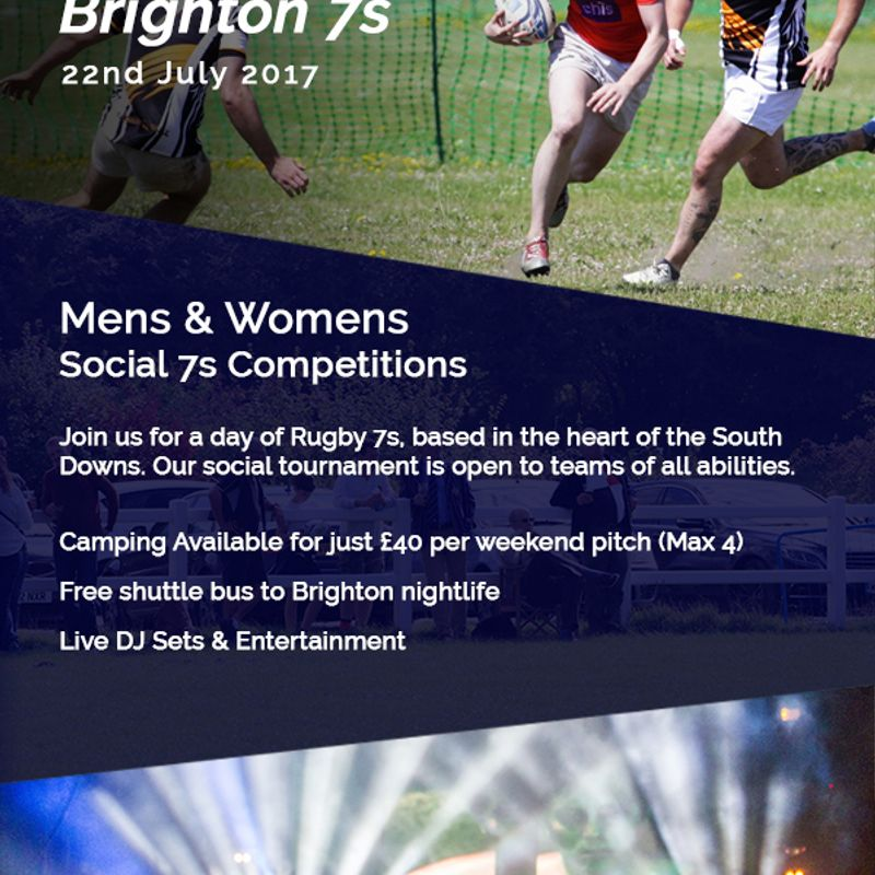 Brighton 7s