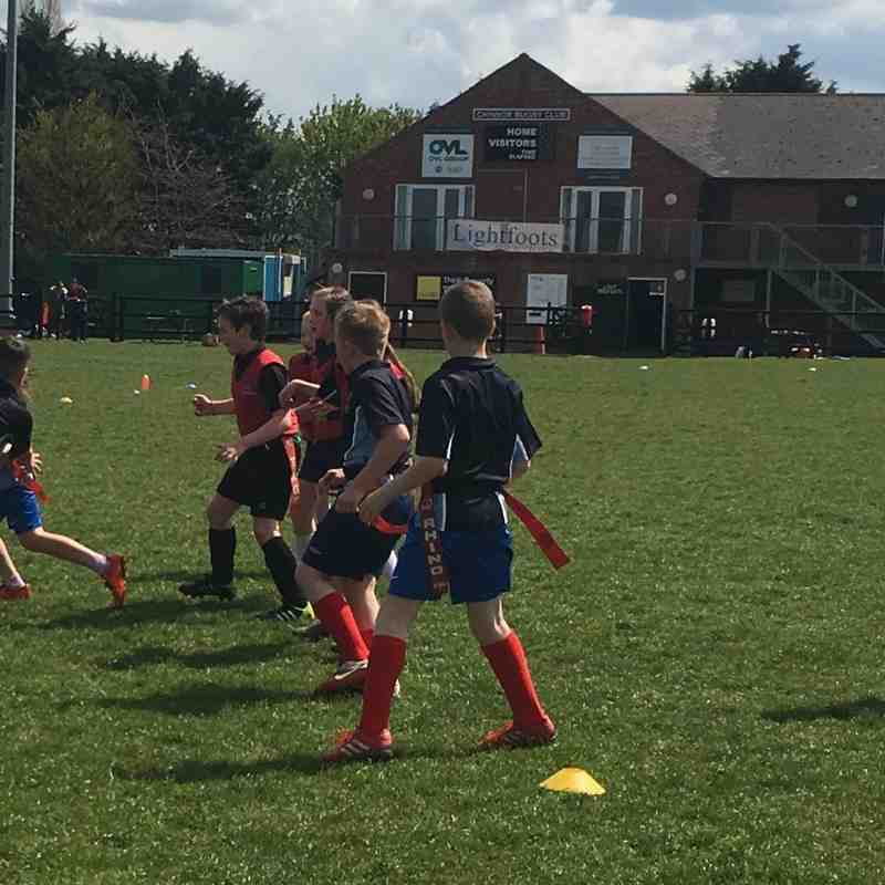 Primary Schools Tag Festival 27th April 2016