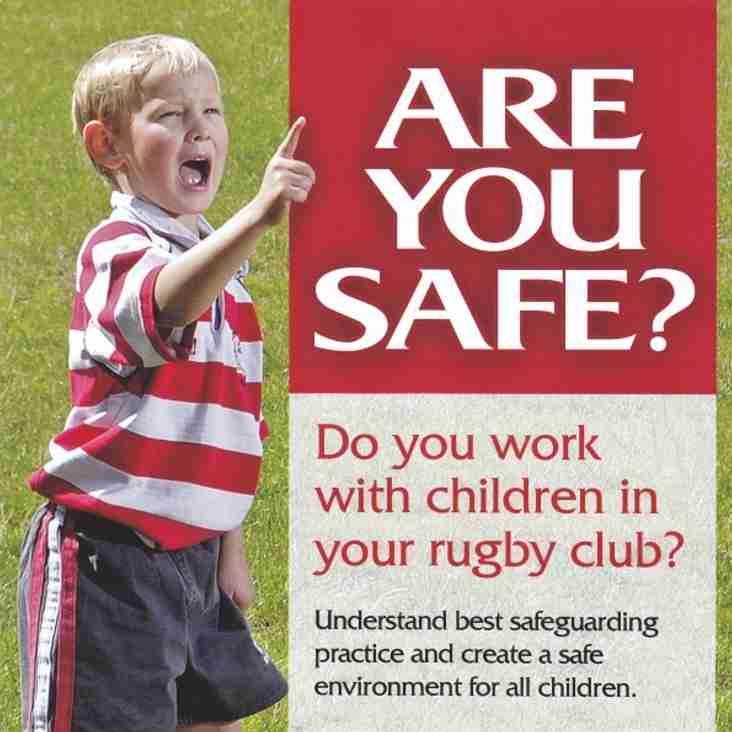 Safeguarding Course Weds 15th Nov