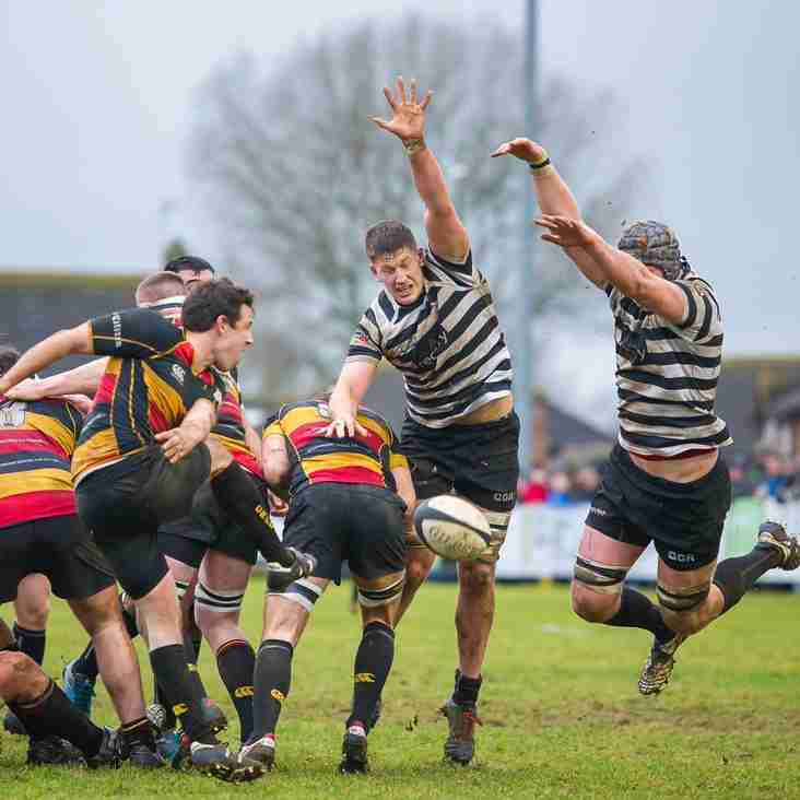 Chinnor 14  Cinderford 26 by Ken Vaughan