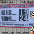 OLD REDCLIFFIANS 19   CHINNOR 24