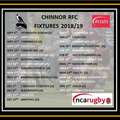 1st XV NATIONAL 1 FIXTURES 2018/19