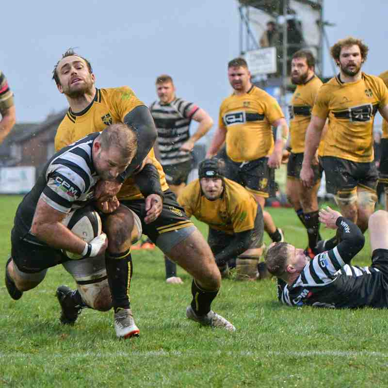 Chinnor v Esher by David Howlett &  Simon Cooper