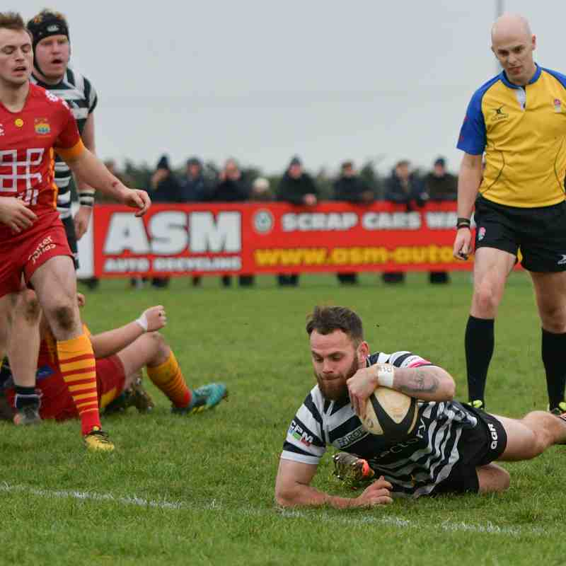 Chinnor v Cambridge Jan 2019  (Simon Cooper)